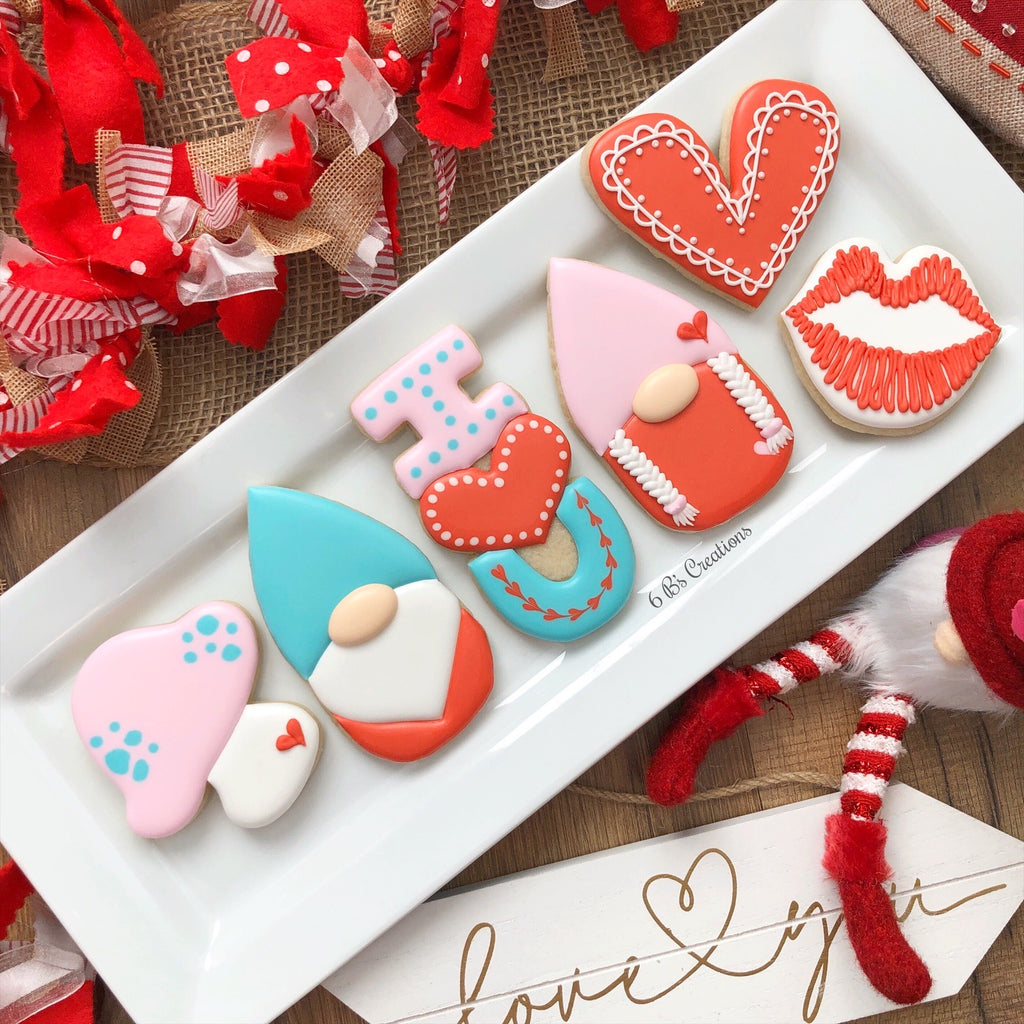 Beginner Decorating Class - Saturday, February 8th - 9:00-11:00 AM