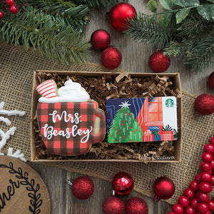 Christmas Cookie & Gift Card Boxed Sets