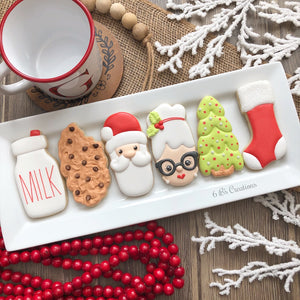 Santa Beginner Decorating Class - Wednesday, December 4th - 7:00-9:00 PM