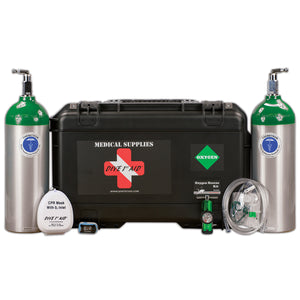 Oxygen Rescue Kit (Double)