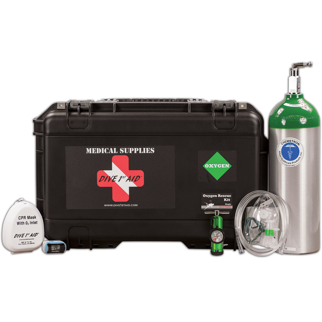 Oxygen Rescue Kit (Single)-1