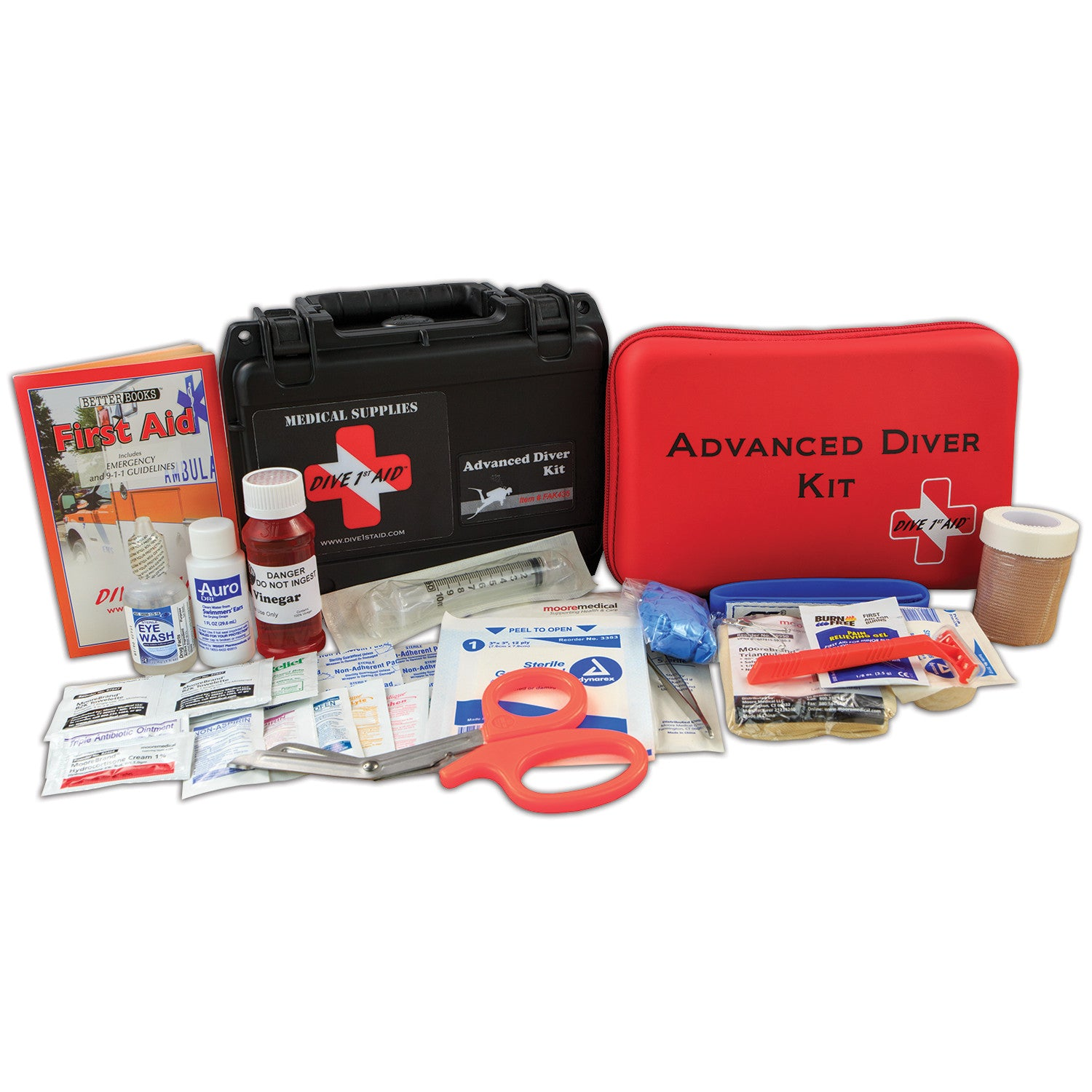 Dive 1st Aid | Scuba Diving Medical Kits and First Aid Kits