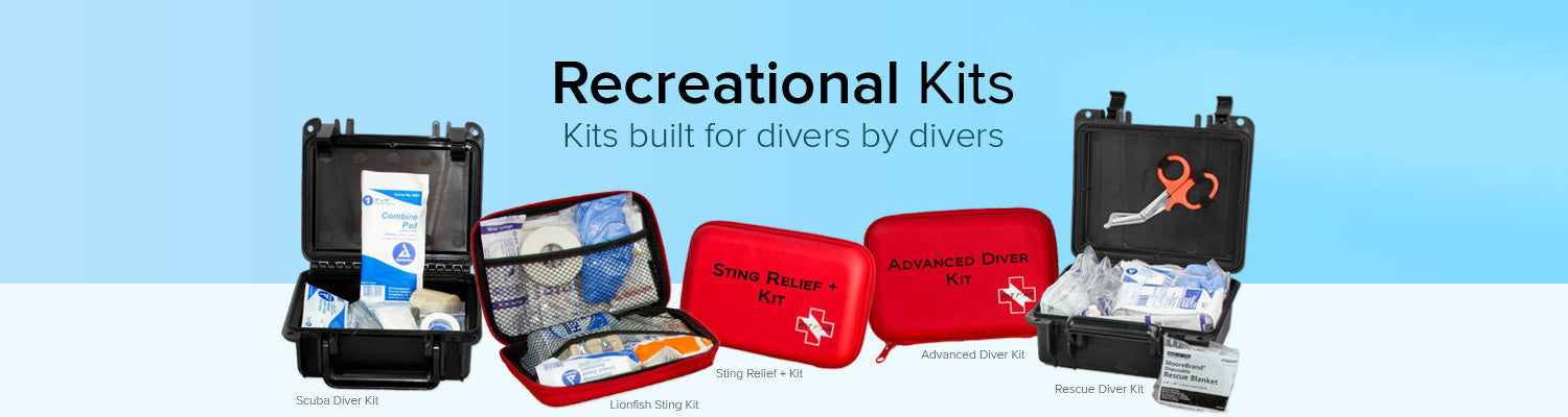 Recreational Diver Kits