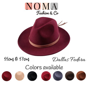 Dallas Fedora