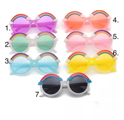 Rainbow Bright Sunnies