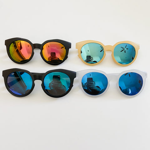 Retro Mirrored Sunnies