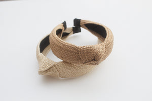 Regan Rattan Headbands