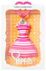 Cotton Candy Dress - Orange