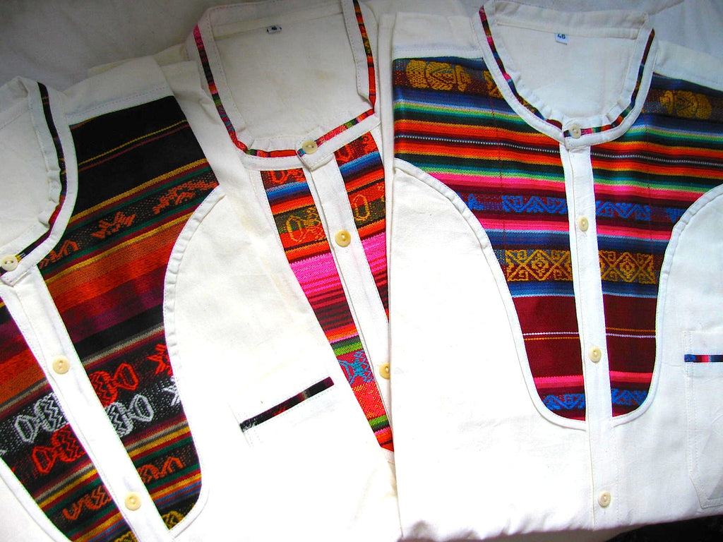 Mixed Otavalo Shirts