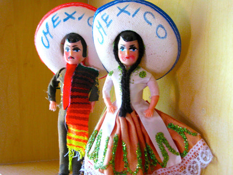 Matrimonio Couple Dolls