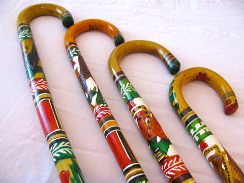 Mexican Wood Canes