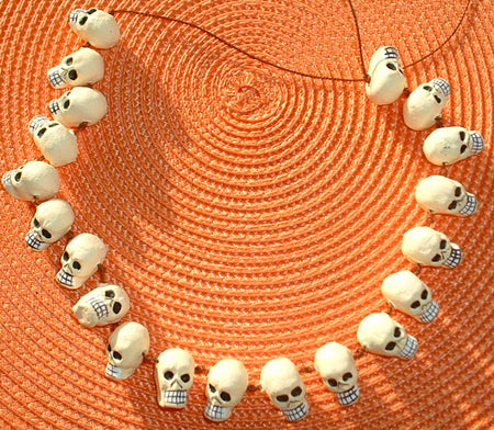 Skeleton Necklace
