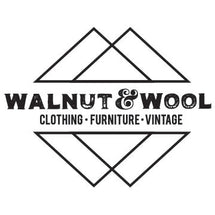 Walnut & Wool