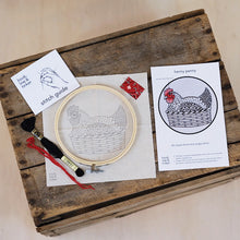 Load image into Gallery viewer, Henny Penny Embroidery Kit