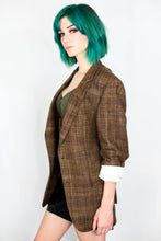 Load image into Gallery viewer, IMPERIAL TWEED BLAZER