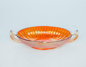 Oval Dish with Handles