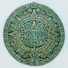 Load image into Gallery viewer, Vintage Aztec Calendar