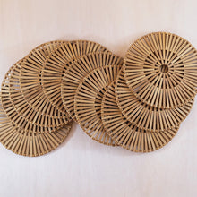 Load image into Gallery viewer, Soleil Bamboo Trivet