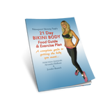 Newport Skinny Tea's Bikini Body Diet 21 day total diet & exercise plan - Newport Skinny Tea - 2