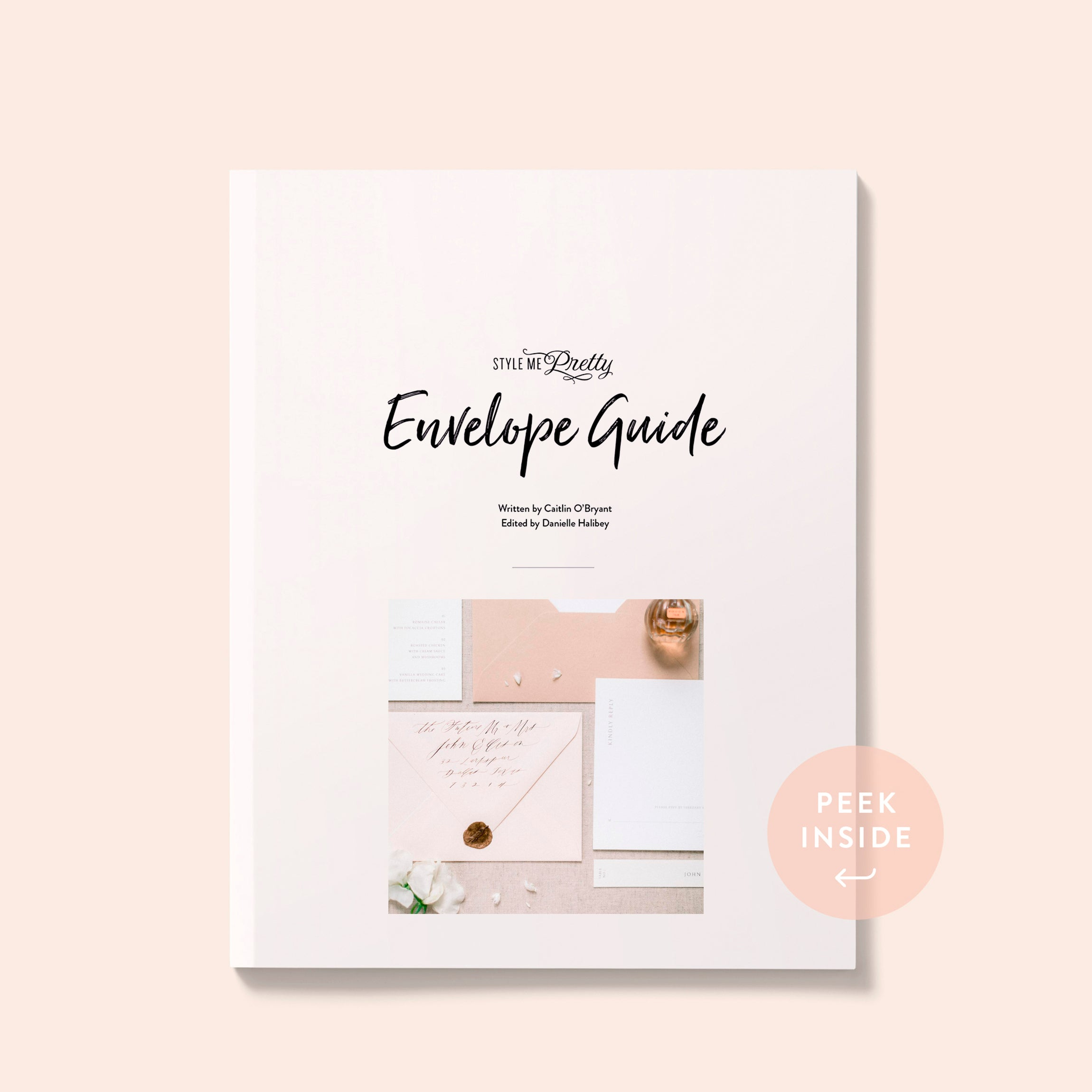 Envelope Guide