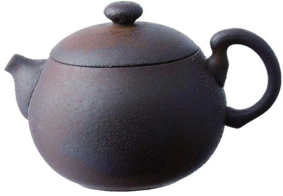 """The Monk"" - Purion Clay Tea Pot"