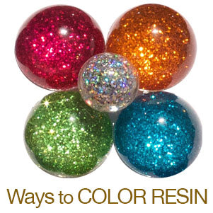 Resin color