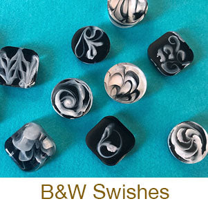 resin black and white casting jewelry tutorial