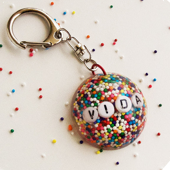 resin crafting cast candy sprinkles letter beads