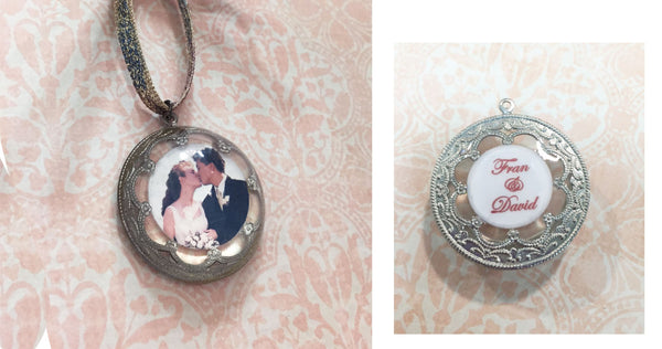 resin crafting cast wedding favors personalize photo