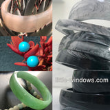 resin jewelry making dirty pour stone effects in resin marble rose quartz jade turquoise for bangles, rings, earrings