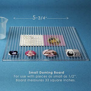 Small Plastic Doming Tray