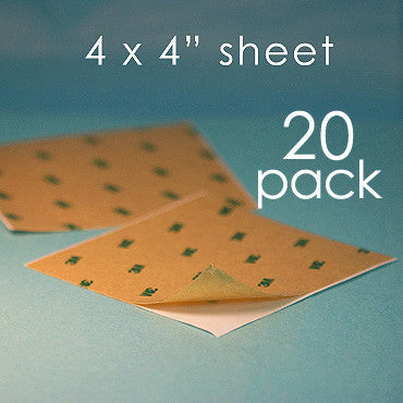 Double-Sided Adhesive - 20 sheets