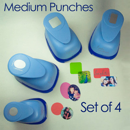 Medium Punch Set