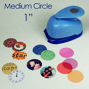 "Medium Circle (1"") Punch"