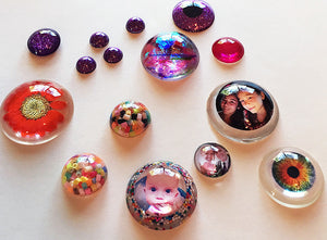 Silicone Cabochons Mold