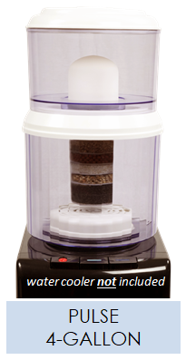 Pulse - 4 Gallon Dispenser