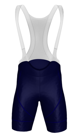 Legend Bib Shorts - Navy Blue
