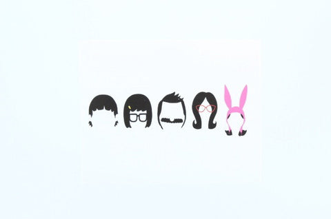Bob's Burgers - The Belcher Family