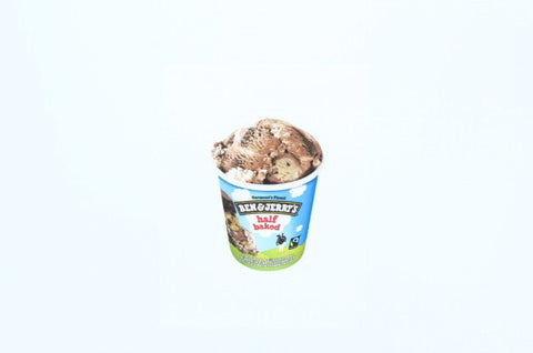 Ben and Jerry's - Half Baked