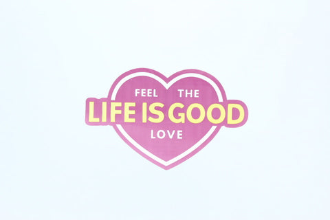 Life is Good (Feel the Love)
