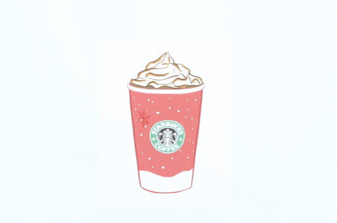 Christmas Starbucks