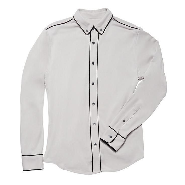 Pique Dress Shirt