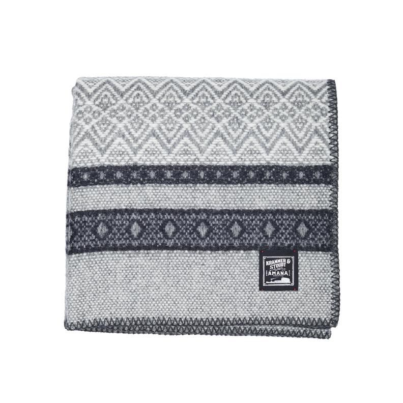 Amana X K&S Alpine Throw