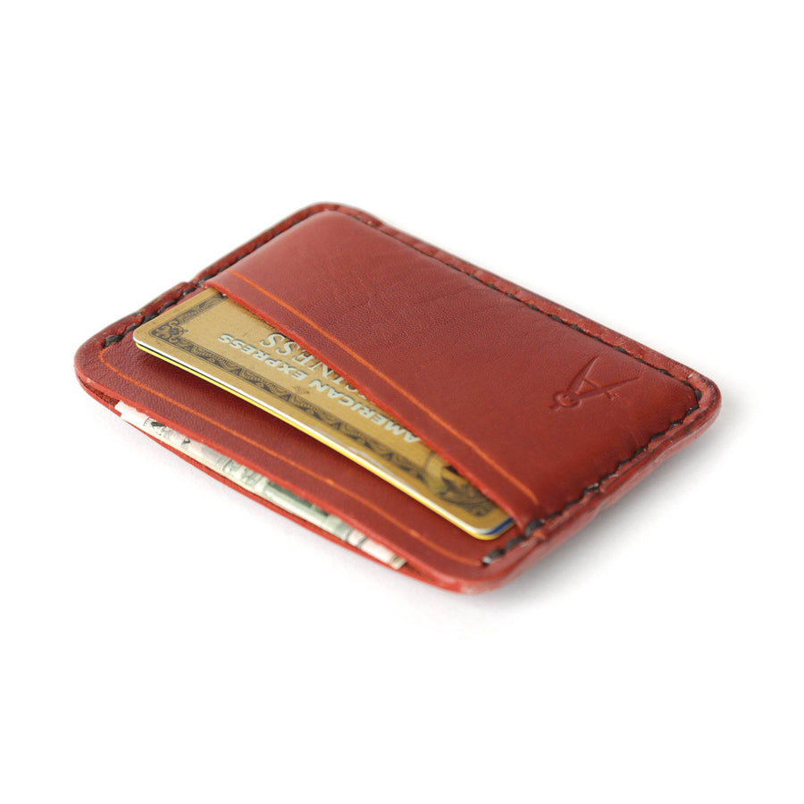 Slant Card Wallet