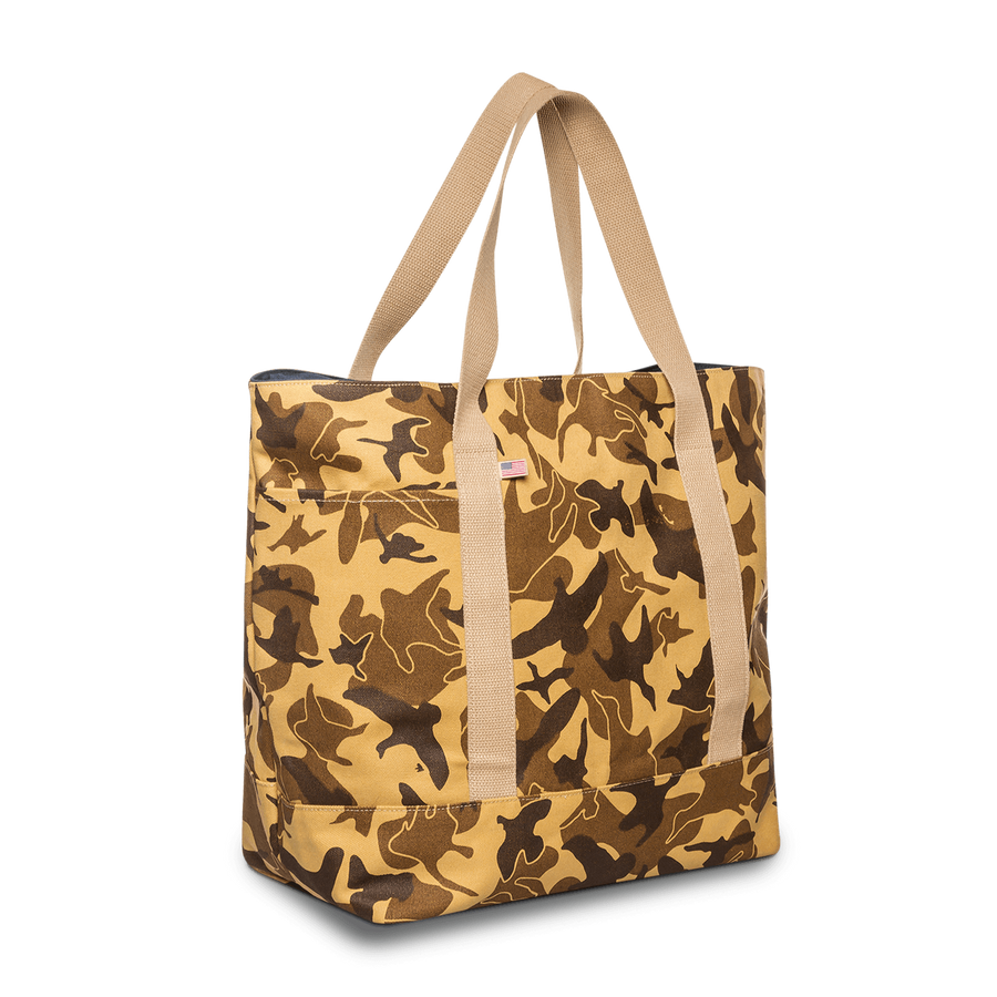 On The Wing Camo Weekender Tote