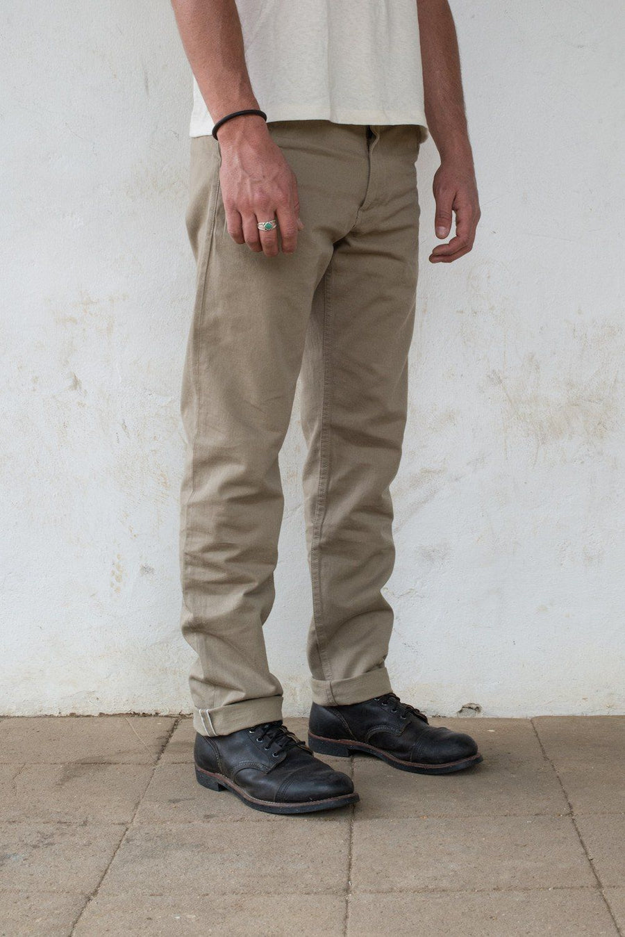 Workers Chino Slim Fit  Beige