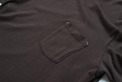Vintage Wash Pocket T-Shirt Midnight