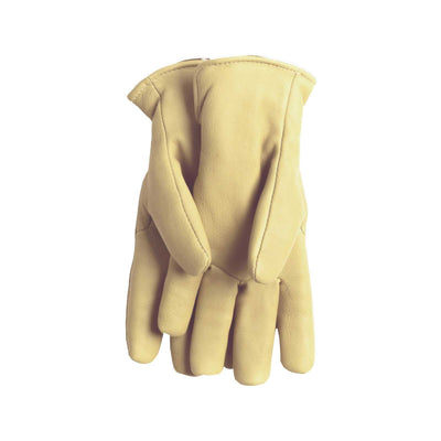 Locally Grown Deerskin Gloves