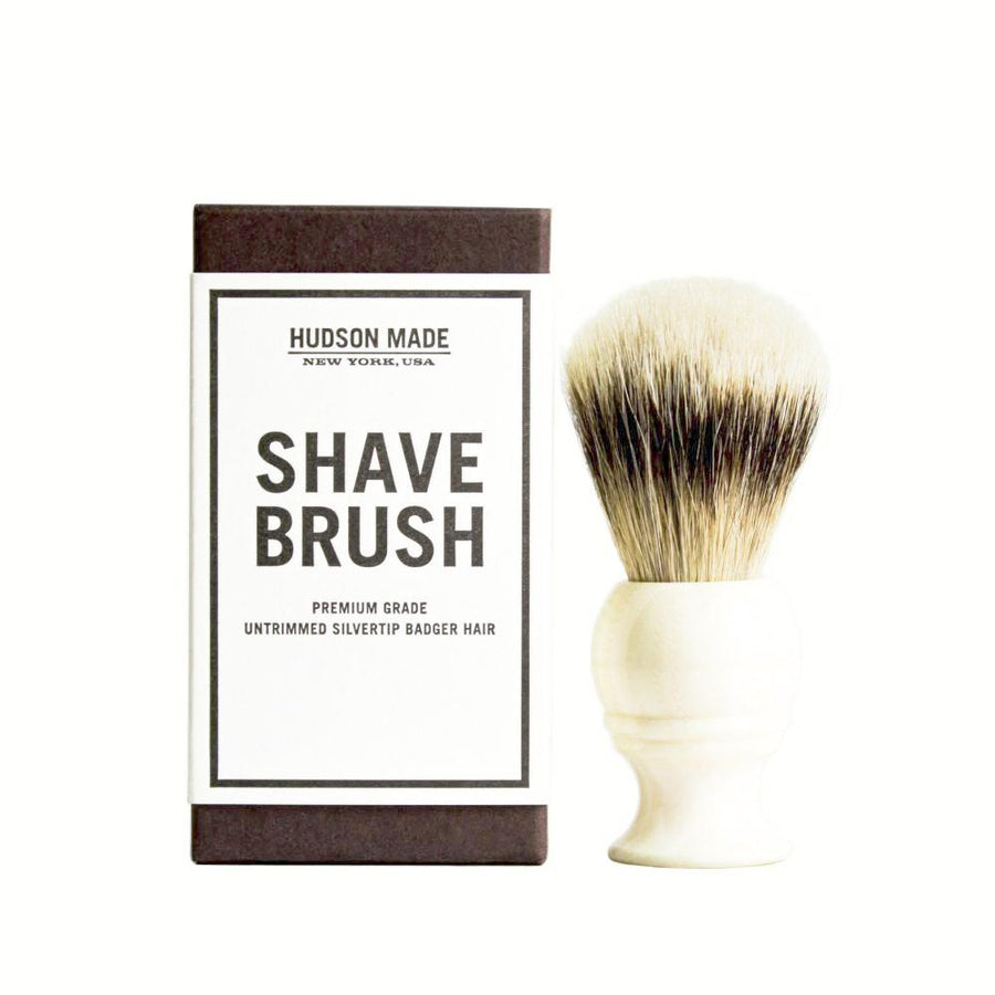 Silvertip Badger Hair Shave Brush No. 26 - Professional Series