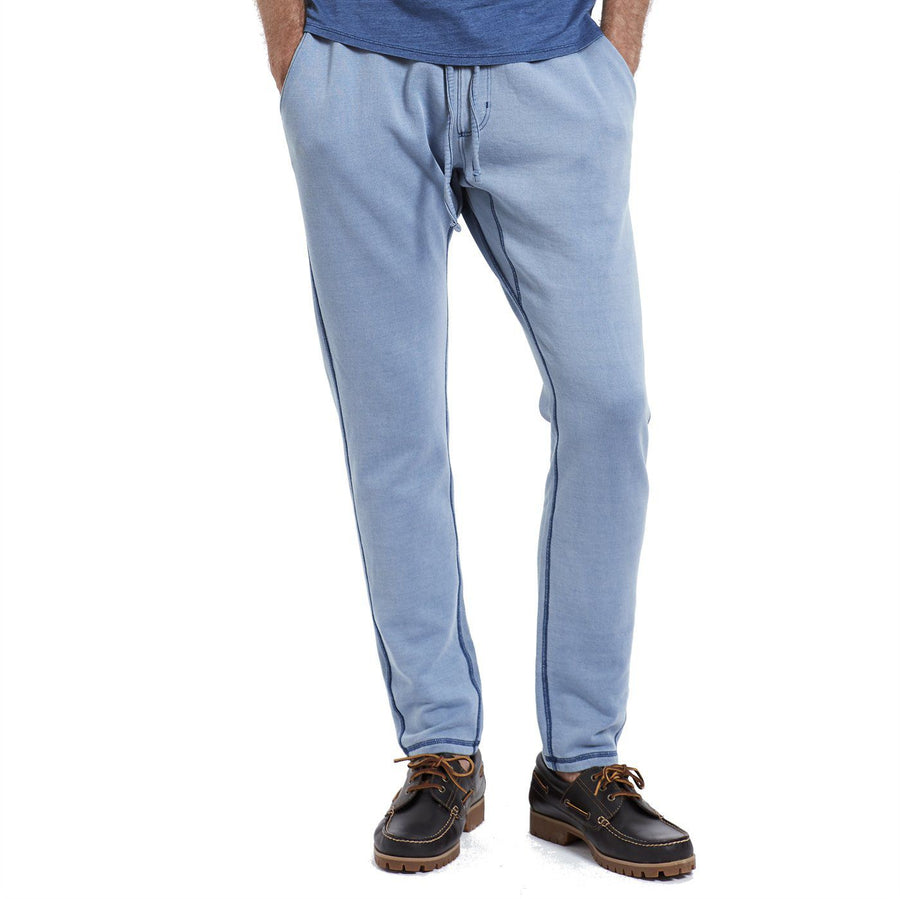 Indigo Fleece Sweatpant Chino
